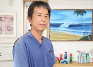 田中歯科医院 田中 一満 院長 歯科医師 男性