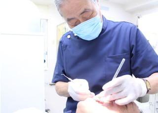 御徒町駅前歯科クリニック_先生の専門性・人柄3