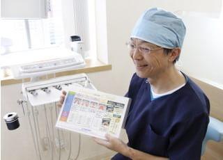 住井歯科医院_治療の事前説明1