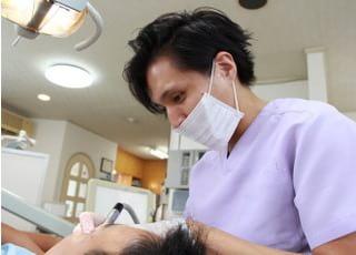 いしわだ歯科クリニック歯周病1