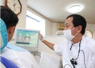 いしわだ歯科クリニック治療の事前説明2