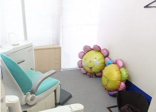 おおしま歯科クリニック小児歯科2