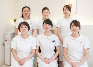 歯科衛生士が7名います。皆様のお口の健康をサポートいたします。