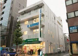 長浜ビルの3階にございます。