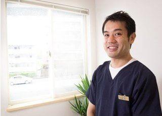 院長の佐藤賢一は患者様にベストの治療を提供できるよう心掛けています。