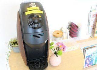 コーヒーサーバーを設置しています。ご自由にお飲み下さい。