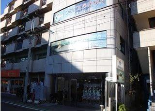 朝霞駅南口より徒歩5分、ビビツトステ-ジ2階です。駐車場がございます。
