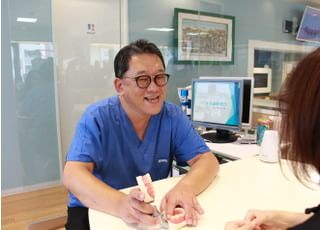 パステル歯科医院_治療の事前説明2