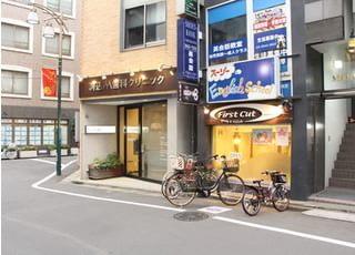 当駒込M歯科クリニックは、東京都豊島区の駒込1丁目27番地1号に位置しております。