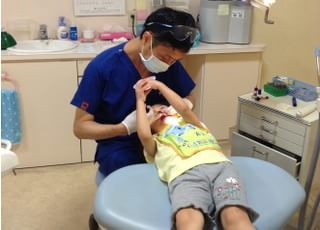 カナデ歯科_小児歯科1