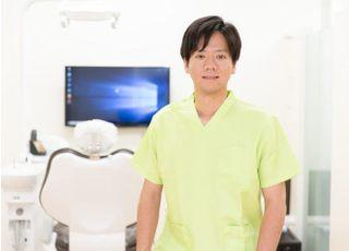 札幌駅前歯科東京クリニック 渡邉 寿邦 院長 歯科医師 男性