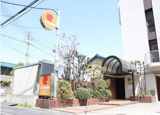 ふくおか歯科は高田市駅から徒歩5分の場所にあります。