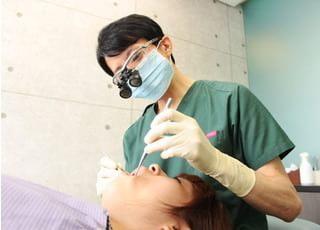 いたさか歯科相模原駅前クリニック_治療時間に対する取り組み3