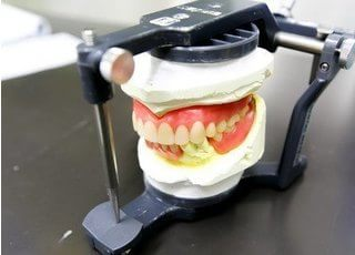 清水歯科医院_高齢者の味方 入れ歯