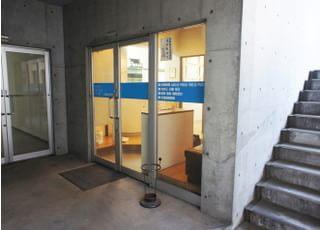 当院の玄関のようすです。