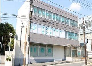 三崎口駅より車で12分のところにある、井上歯科医院です。