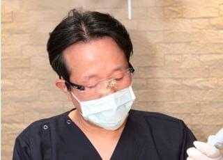 やまぐち歯科クリニック 山口 勝道 院長 歯科医師 男性