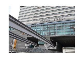 当院は、小倉駅出口から徒歩1分と駅近にございます。