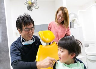 八幡歯科医院_小児歯科・矯正歯科4
