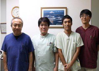 やまさき歯科・矯正歯科のスタッフです。皆様のご来院を、心よりお待ちしています。