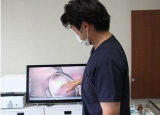横浜デンタルオフィス_治療の事前説明1