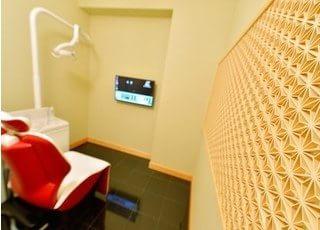 和風の趣のある診療室もございます。