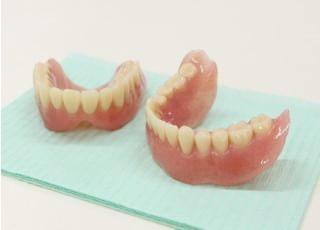 ほしの歯科_入れ歯・義歯1