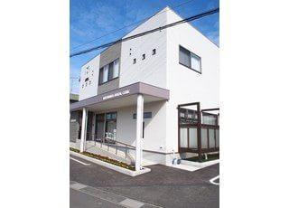 松村歯科医院の外観です。