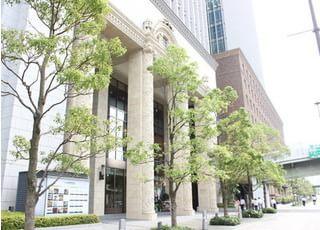 中之島ダイビルの5Fに吉川歯科医院があります。