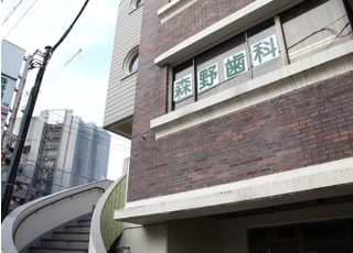 町田駅から徒歩3分の場所にあります。