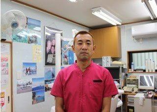 田中歯科医院 阿部 敬 院長 歯科医師 男性