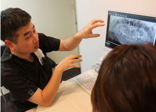 八重洲南口歯科_将来を見据えた治療を致します