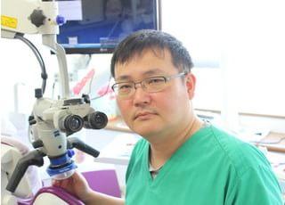 ナチュラルデンタルクリニック 松尾 健生 院長 歯科医師 男性