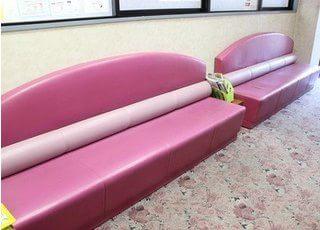 診療までの間、リラックスしてお待ち頂ければと思います。