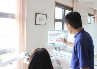 岡村歯科医院_治療の事前説明2