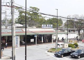 阪急神戸本線夙川駅 南口徒歩1分です。