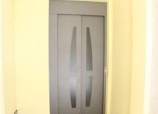 エレベーターを設置しております。