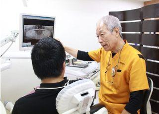 米山歯科医院_治療の事前説明2