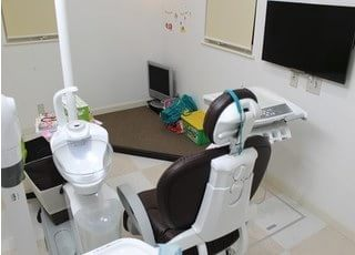 診療室は個室制になっております。