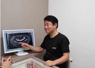 及川歯科医院_治療の事前説明1