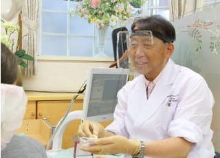 山の手歯科医院_治療の事前説明2