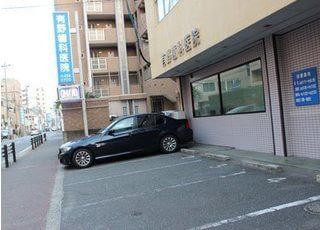 駐車場を完備しておりますので、お車でお越しの方はご利用ください。