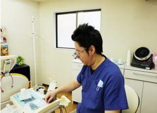 上荻歯科医院_総合的な診療をする医院