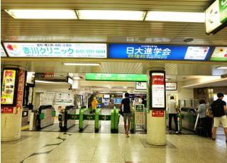 東京都杉並区上荻1-5-7の2階にございます。