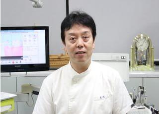 泉沢歯科医院 泉沢 司 院長 歯科医師 男性