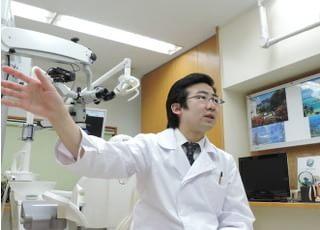 新大久保礒田歯科医院_痛みへの配慮1