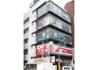 当院は新松戸駅前ビル内にあります。