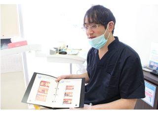 新名ファミリー歯科治療の事前説明4