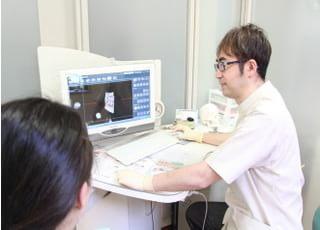 岡崎歯科医院_治療の事前説明1