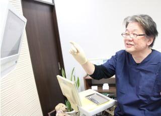 岡歯科医院_治療の事前説明1